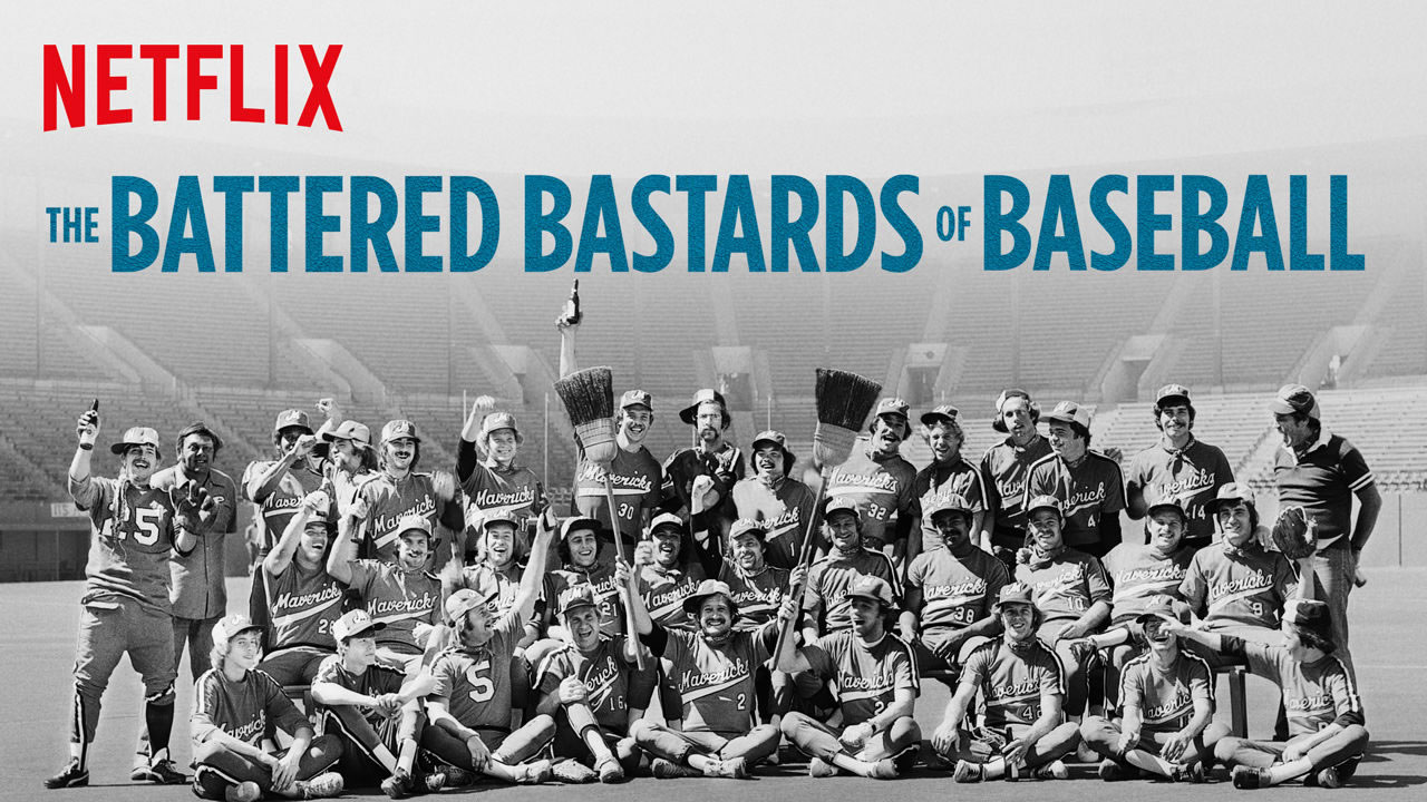 The Battered Bastards of Baseball - image source and copyright © Netflix