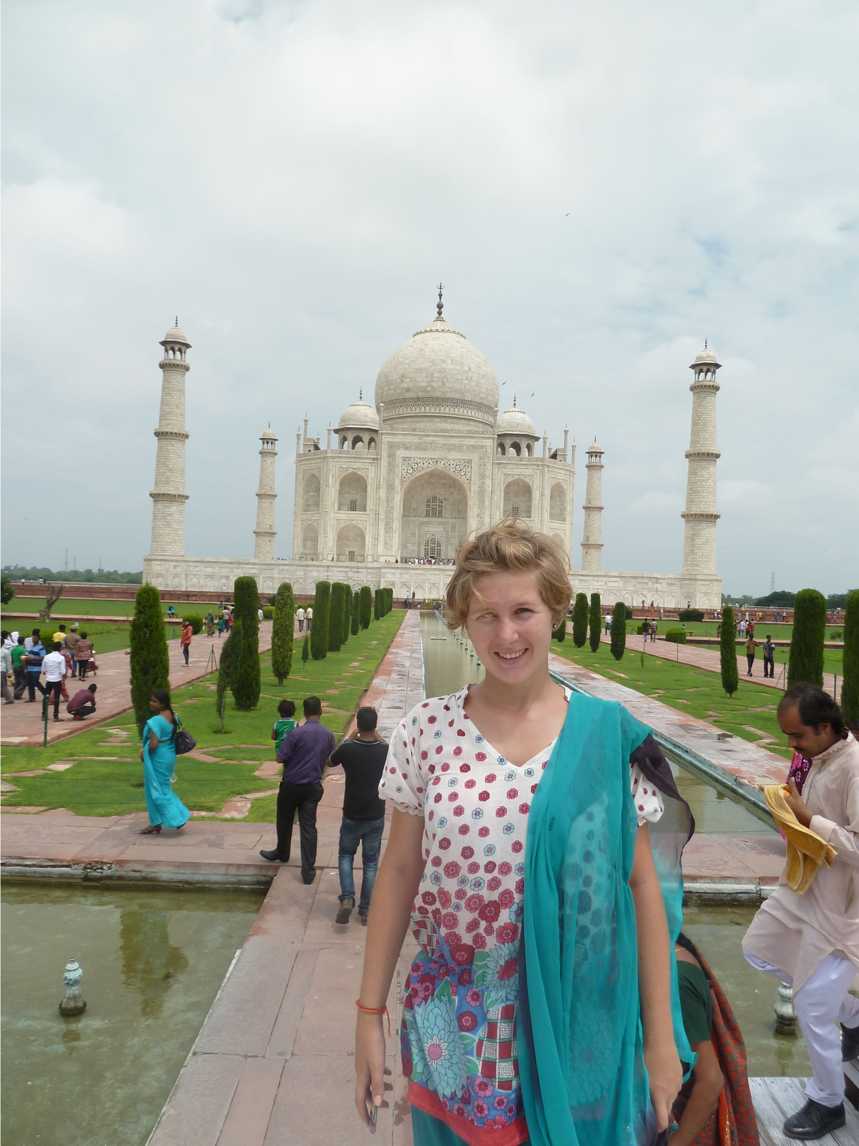 My Gap year travel adventure to India with Sofie Schaffner - image credit Sofie Schaffner