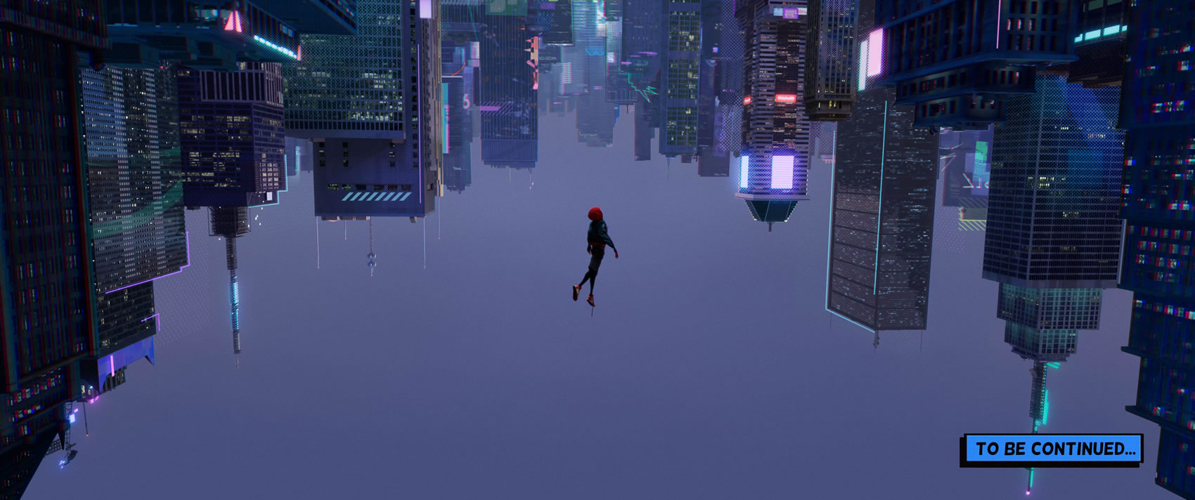 Spider-Man: Into the Spider-Verse © Sony Pictures