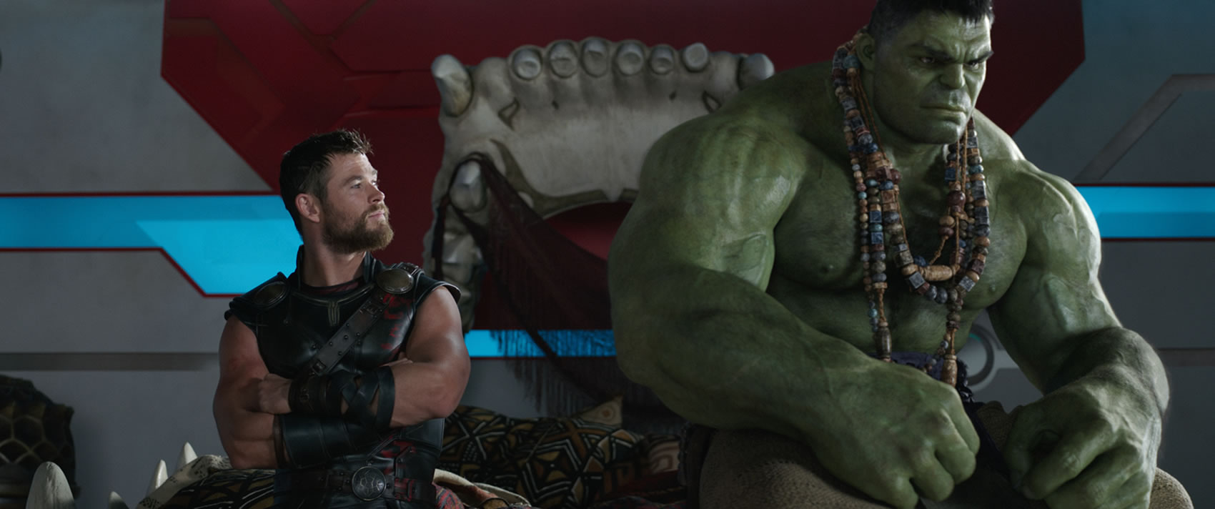 2017 Year in Review - Marvel Studios' THOR: RAGNAROK..Asgard ©Marvel Studios 2017