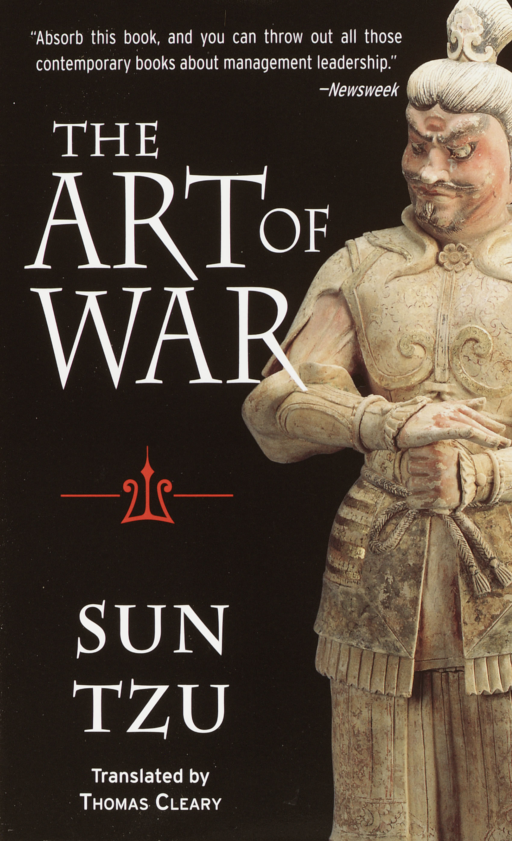 The art of war by Sun Tzu - Image supplied by Penguin Random House