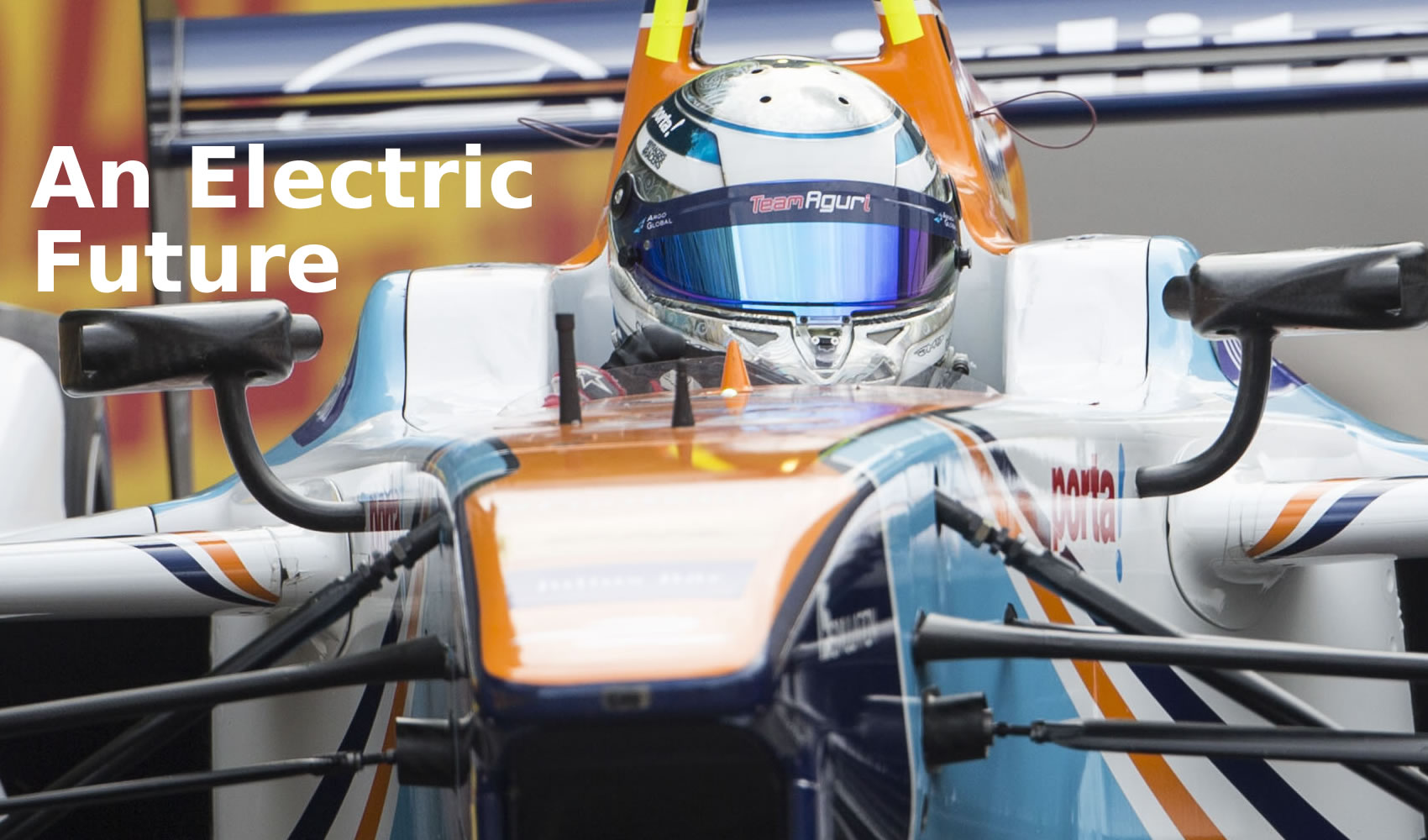 The future of racing is electrifying! Berlin ePrix 2016 - image source/courtesy FIA Formula E Championship