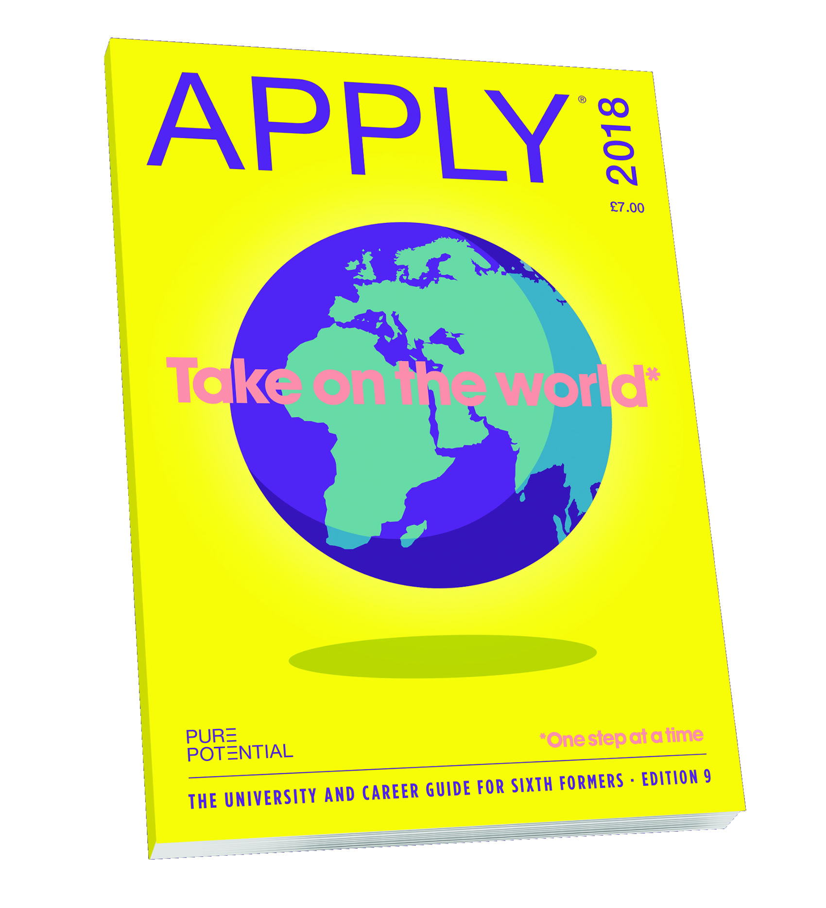 APPLY 2018 presented by Pure Potential