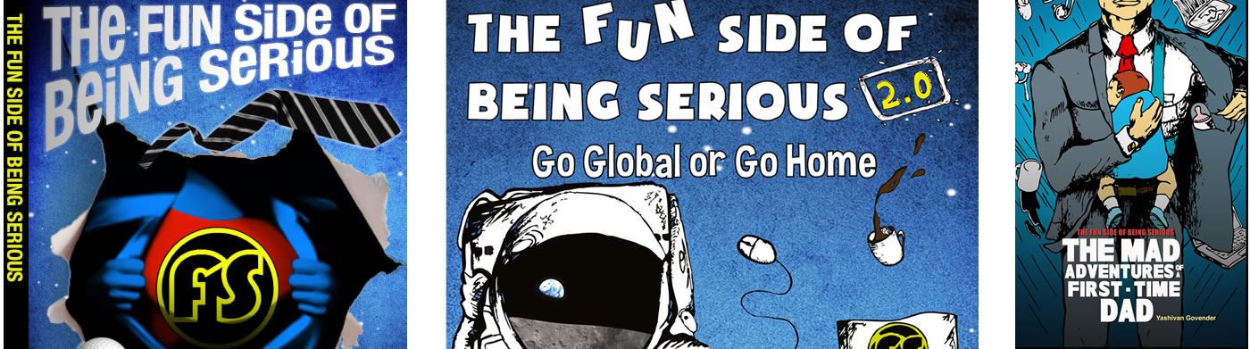 The Fun Side of Being Serious Book Series
