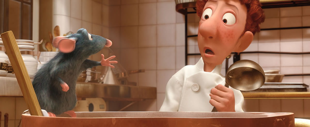Image source and credit - Copyright: ©Disney/Pixar.  All rights reserved, Aldamisa Entertainment