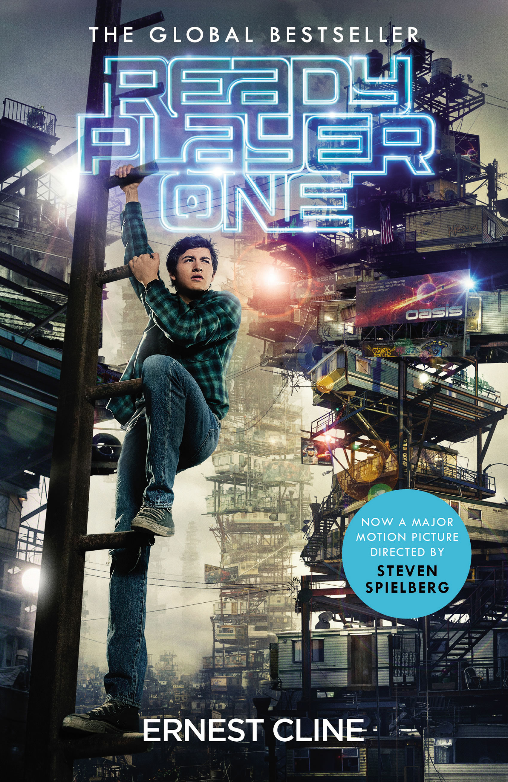 Ready Player One by Ernst Cline - Image supplied by Penguin Random House