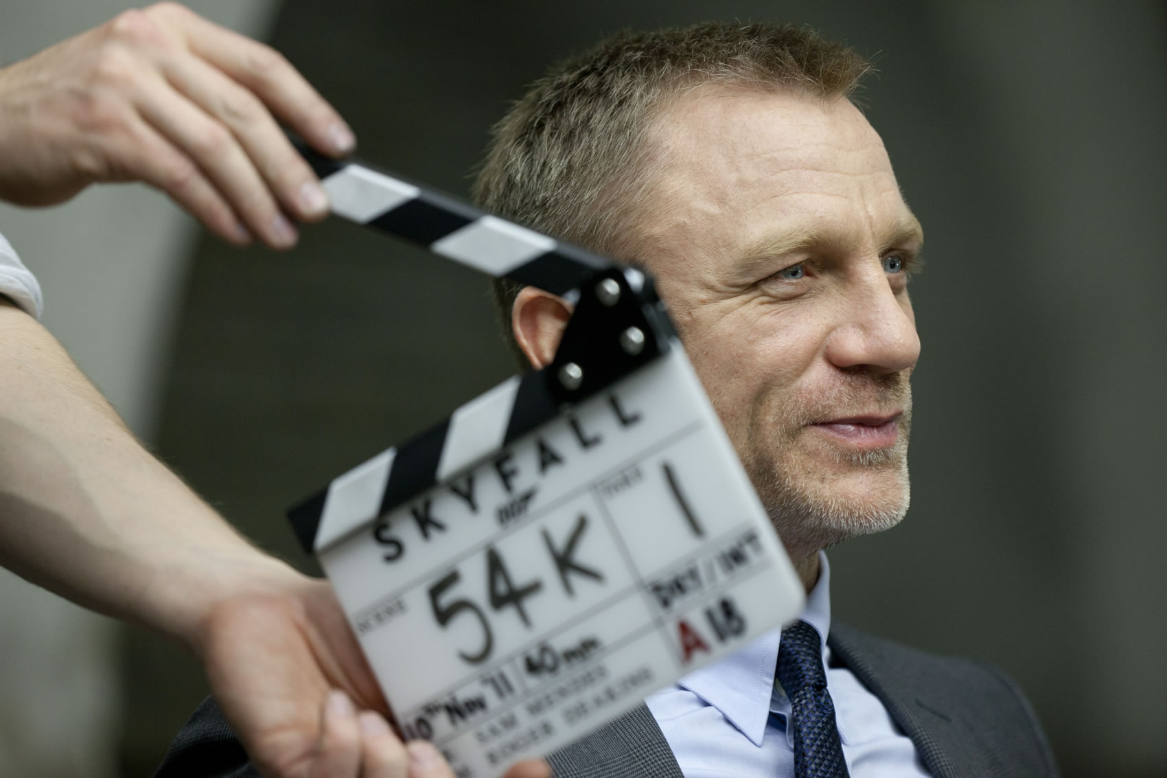 SKYFALL © 2012 Danjaq, LLC, United Artists Corporation, Columbia Pictures Industries, Inc. 007 Gun Logo and related James Bond Trademarks © 1962-2012 Danjaq, LLC and United Artists Corporation. SKYFALL, 007 and related James Bond Trademarks are trademarks of Danjaq, LLC. All Rights Reserved.