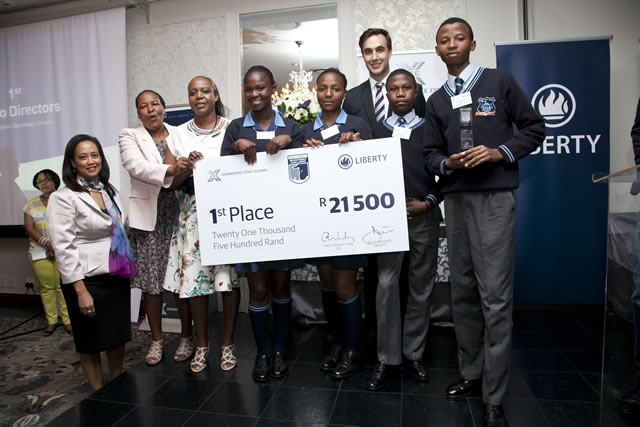 The JSE announces annual winners of the 40th JSE/Liberty Investment Challenge