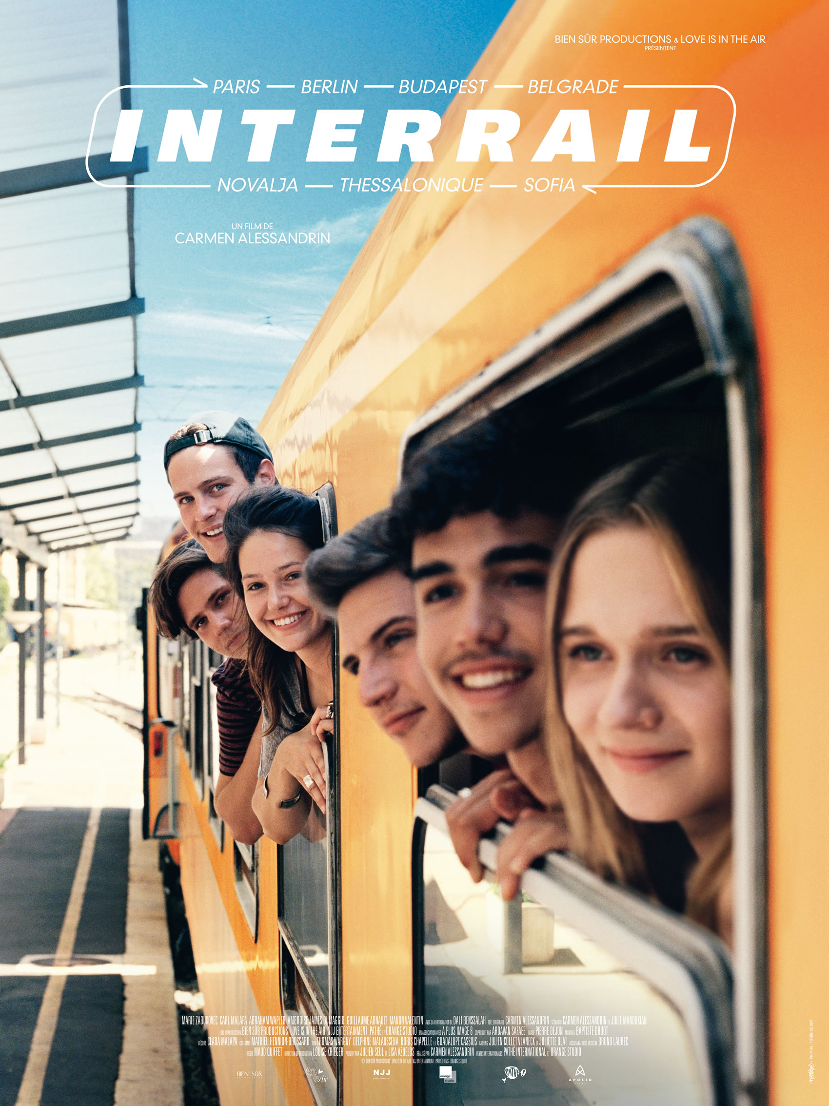 Interrail - images courtesy: Apollo Films