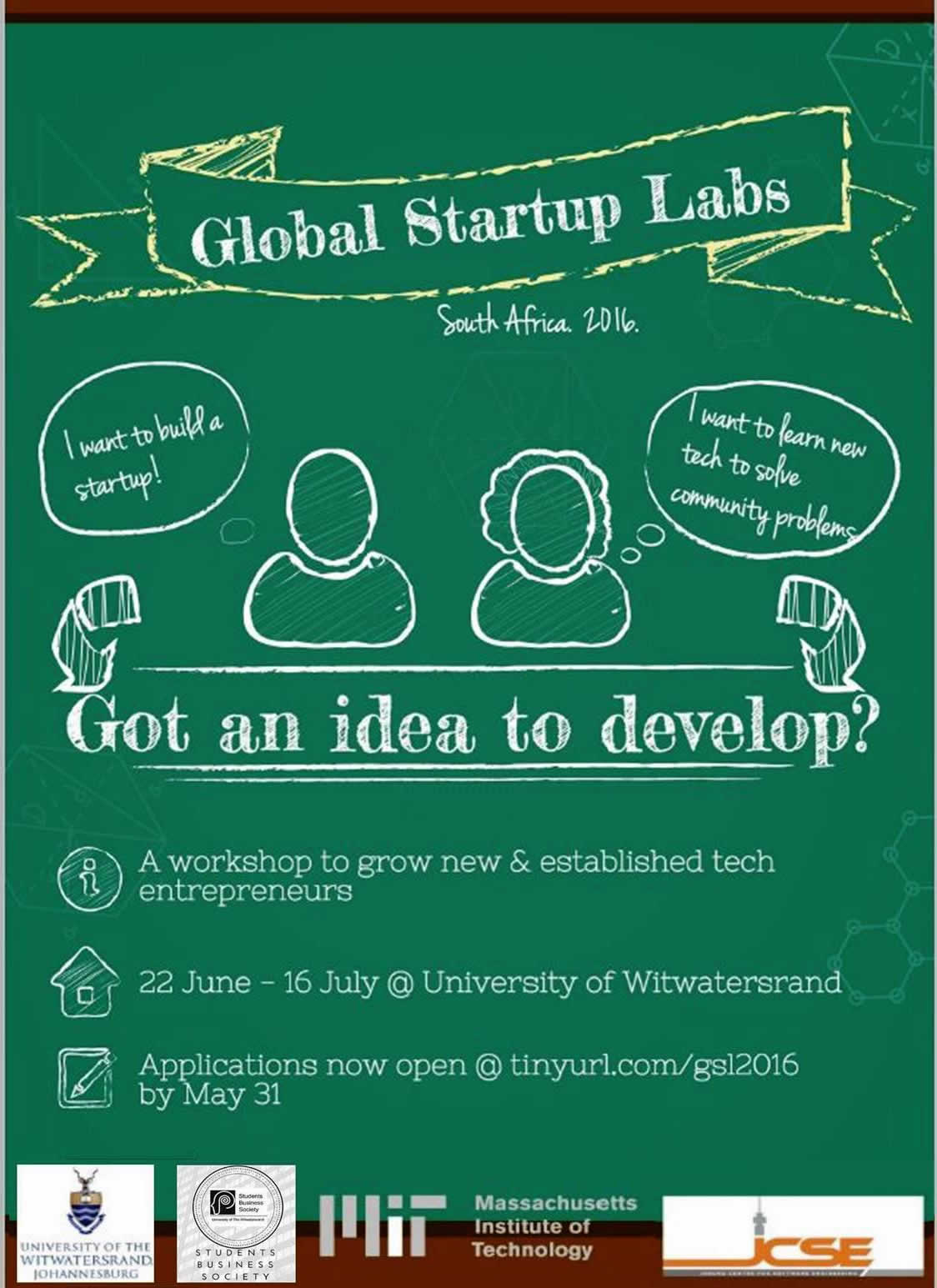 Applications now open for MIT Global Startup Labs