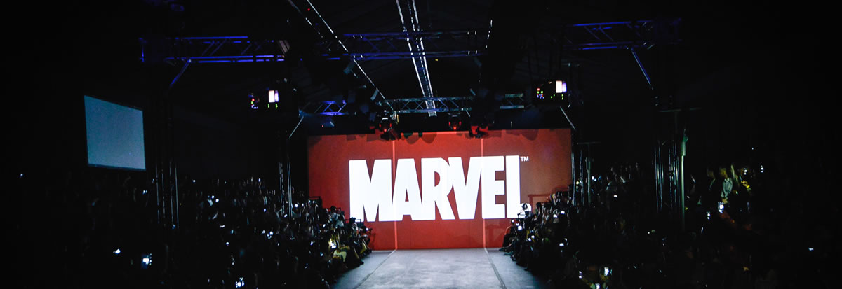 SA Fashion Week - Inspired by Marvel - Copyright: Photo Credit: eImage; (c) Marvel Africa 2015