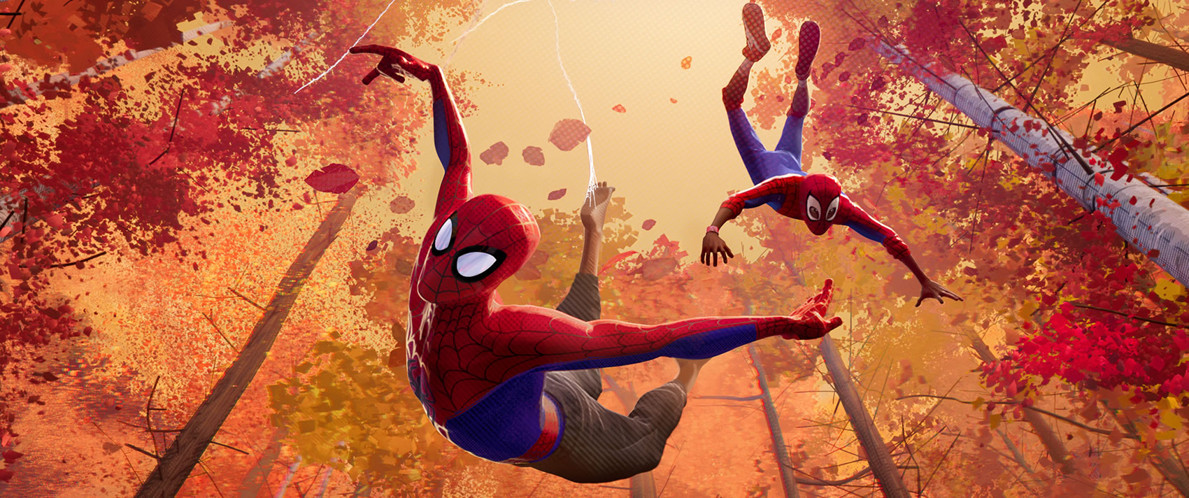 Spider Man Into The Verse 2018 Columbia Pictures Industries