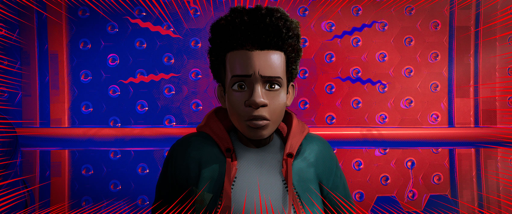 Spider-Man™: Into the Spider-Verse ©2018 Columbia Pictures Industries, Inc. All Rights Reserved. MARVEL and all related character names: © & ™ 2018 MARVEL